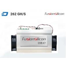FusionSilicon X7 Miner – Dash Miner 262Gh/s